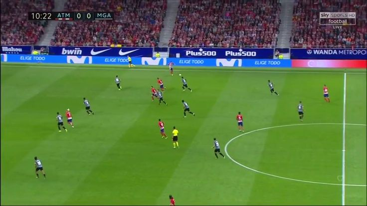 Atletico Madrid - Malaga Geniş Özeti İzle 16.09.2017