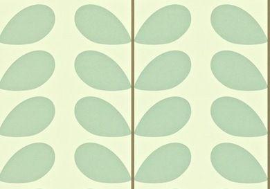 Harlequin Orla Kiely Wallpapers - Classic Stem - Bird's Egg 110390