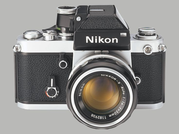 Nikon F2 Photomic - You were either a Nikon F2 (sports, news) or Canon F-1 (landscape, nature) pro photographer