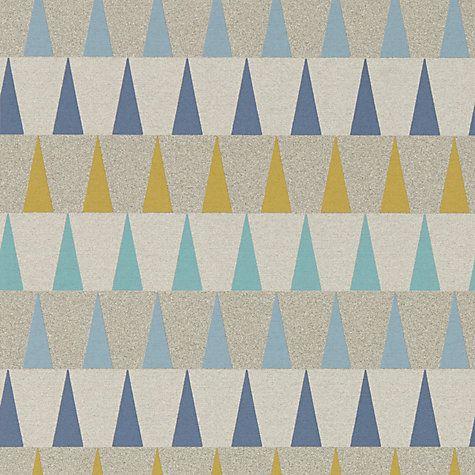 Buy Harlequin Tresillo Azul Wallpaper Online at johnlewis.com