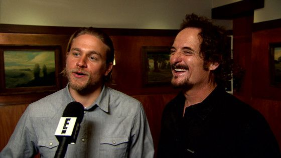 No one told me he also has a British accent OMG I lust after this guy. Charlie. Video Thumbnail: Kim Coates' Hogs for Hearts Charity
