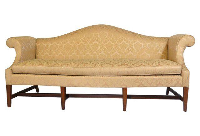 North Hickory Chinois sofa | One Kings Lane