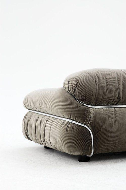 'Sesann' sofa by Gianfranco Frattini for Cassina. 1970 #furniture