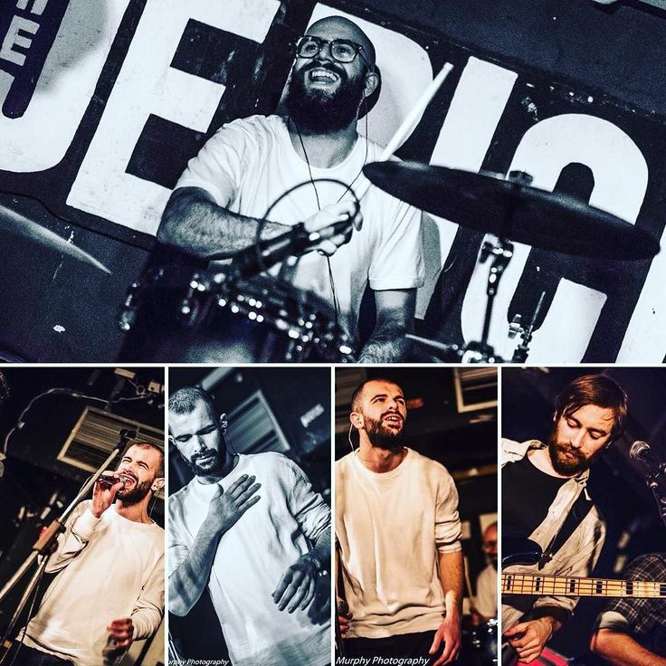 Photos by Rhona Murphy Photography - us at Jericho Tavern with @thewholls #rock