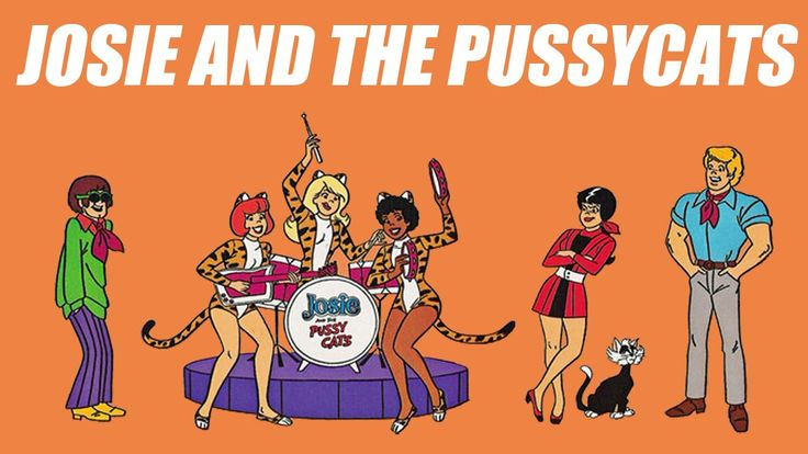 Watched 2016.09.16 | Josie and the Pussycats (1970) - Intro (Opening)