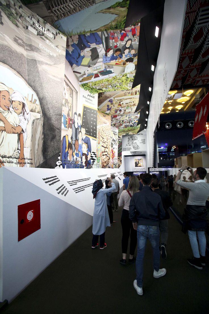 Kuwait Pavilion Expo2015 13 best Expo2015