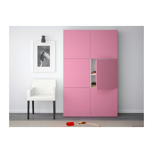55 best Ikea besta images on Pinterest | Child room, Closet storage ...