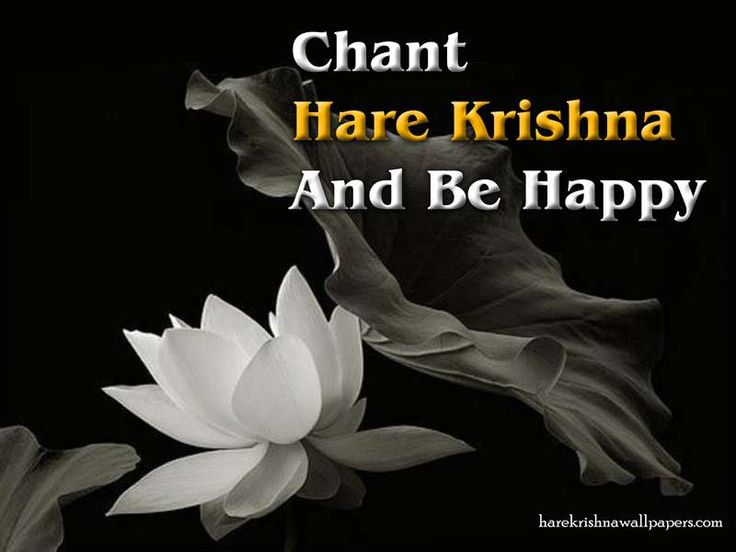 Chant Hare Krishna and be happy Wallpaper    Click here to get more sizes...http://harekrishnawallpapers.com/chant-hare-krishna-and-be-happy-artist-wallpaper-010/   TO SUBSCRIBE: You can also subscribe and get daily quotes in your mail box : http://harekrishnacalendar.com/subscribe