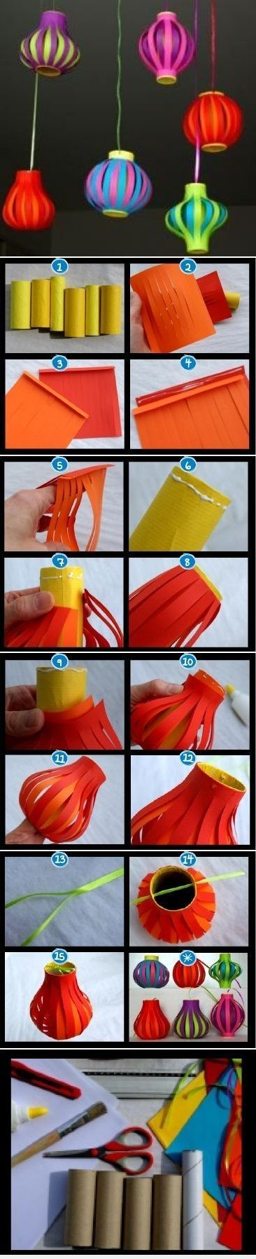 you will need: 2 rolls of toilet paper 3 colored A4 papers, printed with our template Scissors a cutter glue Gift package ribbon and a metal ruler More info and instructions about this great tutorial you can find in the source url - above the photo. diycraftstips.org is a collection of the best and most […]