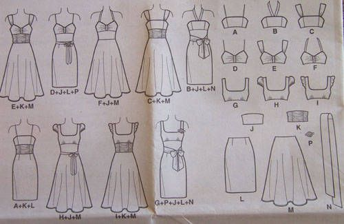 How+To+Draw+Dress+Patterns | how to make a dress pattern: images photos