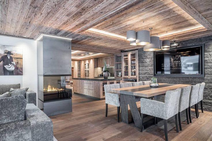 Enjoy unforgetable #winterholidays in our #suite Grand Alpin! #bestvacations #luxury #goodlife #relax #enjoylife #style #feelgood #dinefine #picoftheday #bestoftheday #ischgl #sporthotelsilvretta