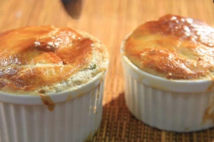 Ajoutez cet ingrédient simple et savoureux et obtenez un pâté au poulet extra !