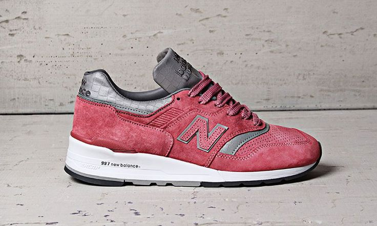 Known for its outstanding range of New Balance collaborations, Boston boutique Concepts (which just announced a new Tribeca New York store earlier this week), is back with another collaboration with the sneaker brand for Holiday 2014…