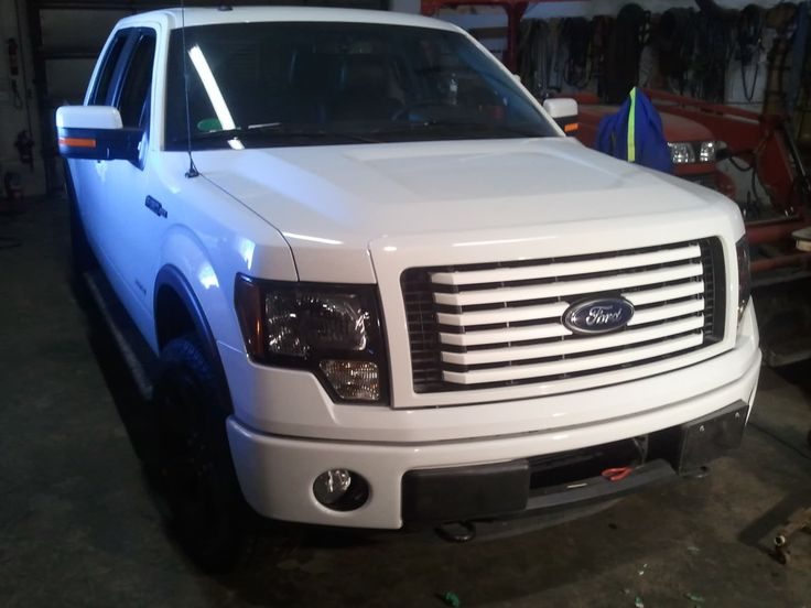 2011 Fx4 Painted Grill F150online Forums 2011 Ford F150 Ford F150 New Trucks
