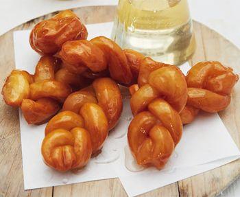 MasterChef SA koeksisters http://www.eatout.co.za/recipe/masterchef-sa-koeksisters/