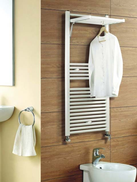 TOWEL DRYERS: BONANZA TOWEL RADIATOR | Senia designer radiators