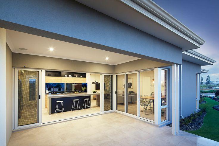 Blueprint Homes, Alfresco