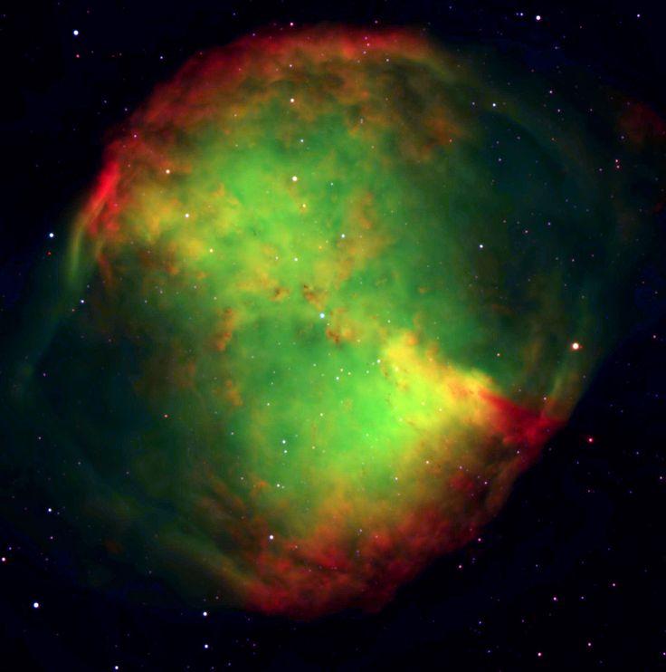 The Dumbbell Nebula