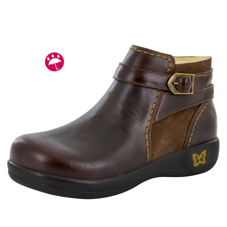 Dylan Hickory Water-Resistant Boot