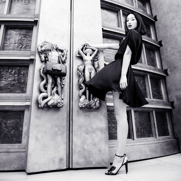 Image and concept star Nicole Warne founder of @garypeppergirl