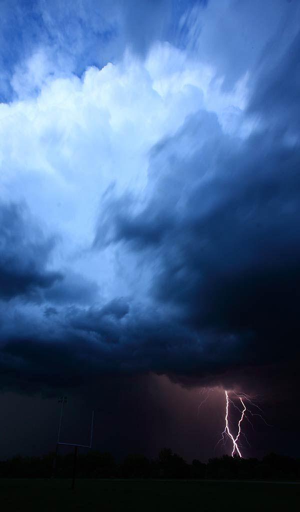 Storm Clouds - Kansas