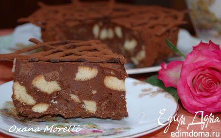 Рецепт – Шоколадный торт принца Уильяма