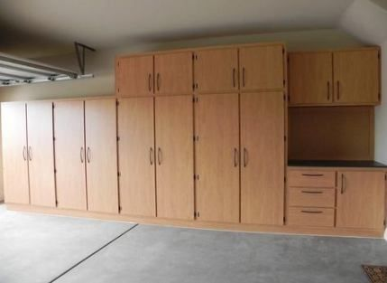 57+ New Ideas for garage storage diy cabinets how to build