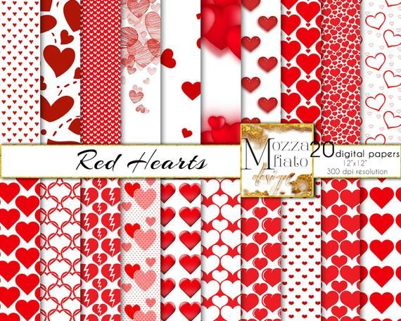 photo relating to Printable Red Hearts titled Purple Hearts electronic paper pack. White and purple electronic