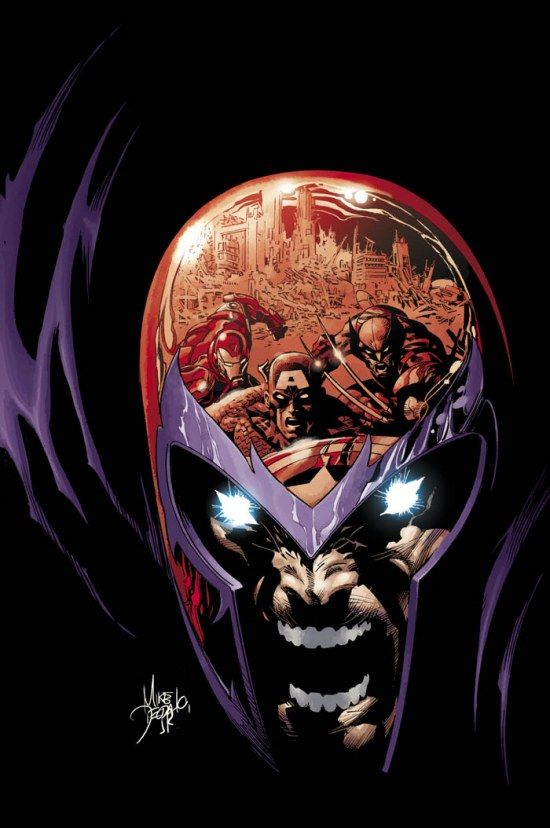 Magneto by Mike Deodato Jr. *