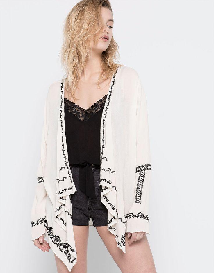 Little Boho #fashion #fashionblogger #boho #bohemian #shopping #pullandbear