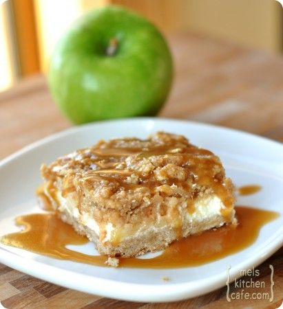 Caramel Apple Cheesecake Bars with Streusel Topping: Cheesecake Bar, Fun Recipe, S'More Bar, Apples Cheesecake, Caramel Cheesecake, Streusel Tops, Baking, Fall Desserts, Caramel Apples