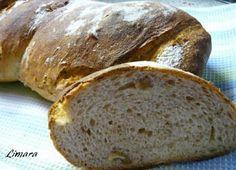 Limara péksége: Rusztikus diós kenyér