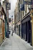 Artillery Passage is a handsome thoroughfare where the Artful Dodger wouldn't look out of place, the frontage of 56 is noteworthy, http://bit.ly/HIzAJW.