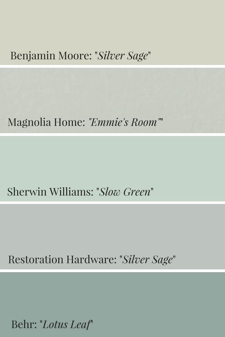 How To Incorporate Pinterest S 2018 Color Sage Green Into Your