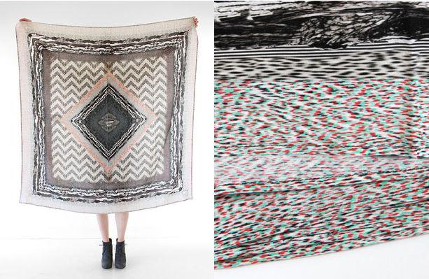 Anntian Silk Scarves
