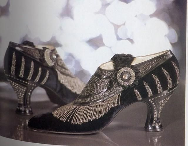 Funky Shoes From 1925