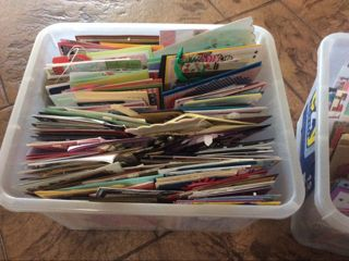 Toni Herron..... Scrap Crazy: 250+ cards donated to local Nursing Homes