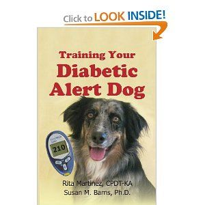 Probably useful info, but I'd leave this activity to a professional diabetic alert dog trainer.