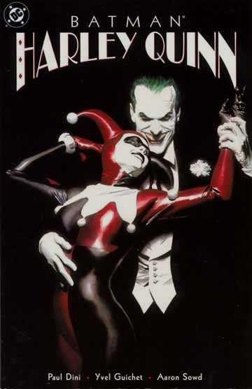 El origen de Harley Quinn, de Paul Dini | AreaLibros