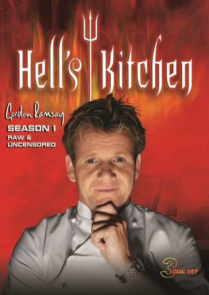 Hell S Kitchen Season  Raw