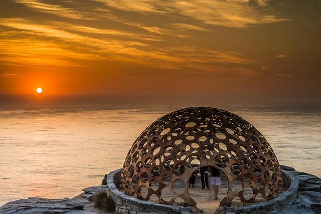 Sun dome by Keith McInnes Photography, via Flickr