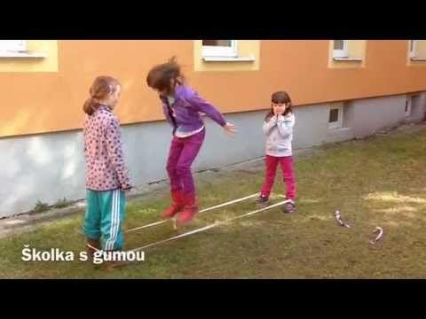 Hry našich rodičů a prarodičů pokračování - YouTube