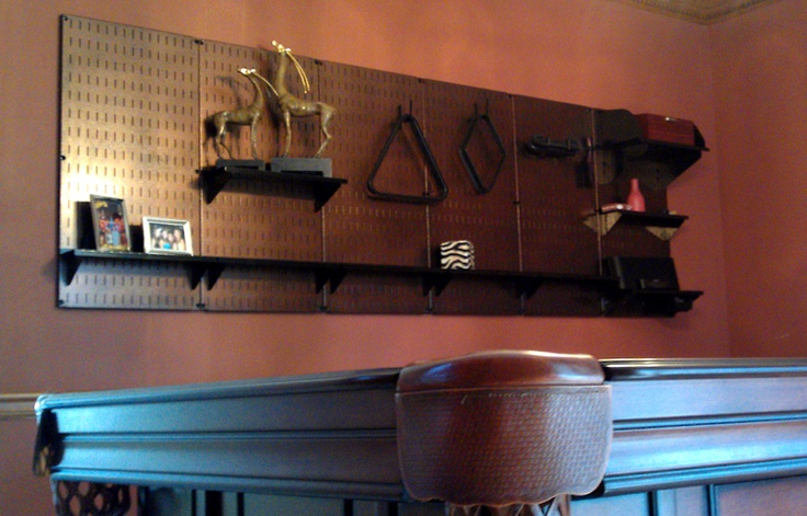 pegboard by wall control can be used to create a custom on wall control id=95848