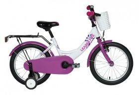 Kinder Fahrrad 16 Zoll Mädchen Fahrrad Leader fox PONY girl,2015 | kaufen bei THE SOLUTION