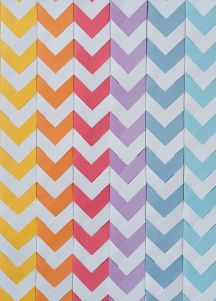 Designer: Lisa Storms Weaving paper is an easy technique, but it can add an elaborate look to artwork, cards, party crafts, and more! Adhere white and blue strips perpendicular onto second white st…