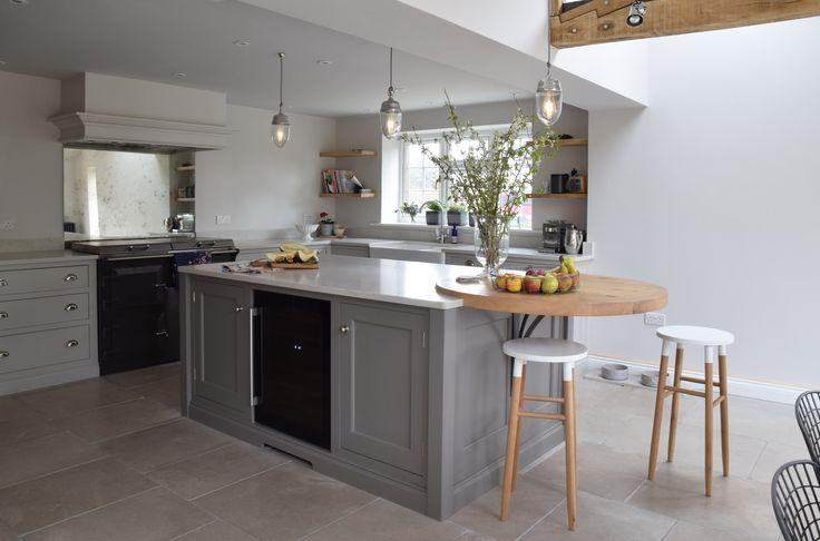 die besten 25 purbeck stone ideen auf pinterest skimming stein grauer shaker k che und. Black Bedroom Furniture Sets. Home Design Ideas