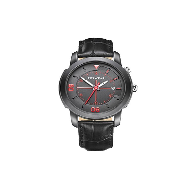 Ugetde quartz watch + sports smart Bluetooth smart watch 30 meters waterproof black high-grade strap clock display intelligent alarm clock movement step sleep monitoring, call, information reminder. Smart fitness watch - to track your movement, such as pedometer, sleep monitoring, calorie calculation and analysis; call / message notification, vibration reminder. Intelligent anti-lost smart alarm - when your object to leave a certain distance, immediately sound alarm or vibration reminder;...