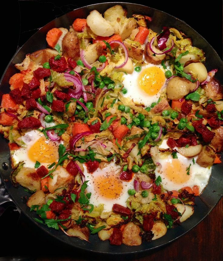 Fancy Bubble and Squeak Recipe | British and Irish Food About.com