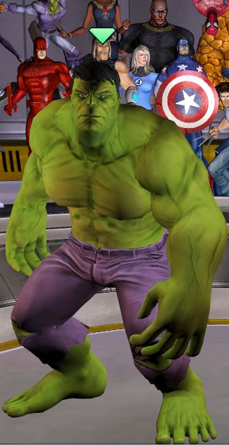 #Hulk #Fan #Art. (MUA MODS - HULK CLASSIC VU MH SKIN) By:Caiquequick21. ÅWESOMENESS!!!™ ÅÅÅ+