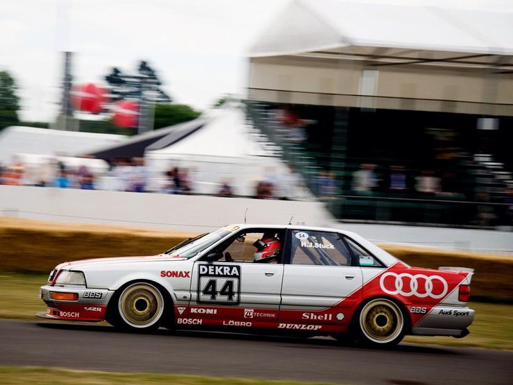 Audi V8 | All Racing Cars